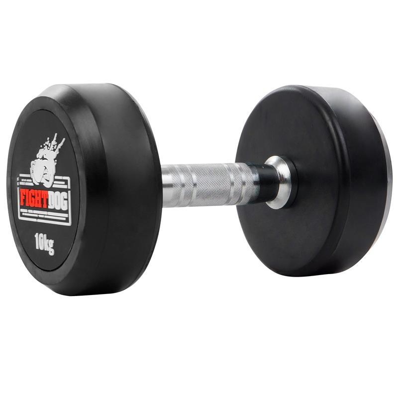 10 kg Kurzhantel mit festen Gewichten FIGHTDOG