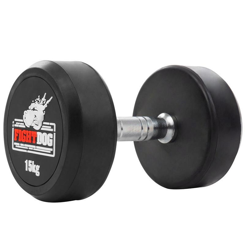 15 kg Kurzhantel mit festen Gewichten FIGHTDOG