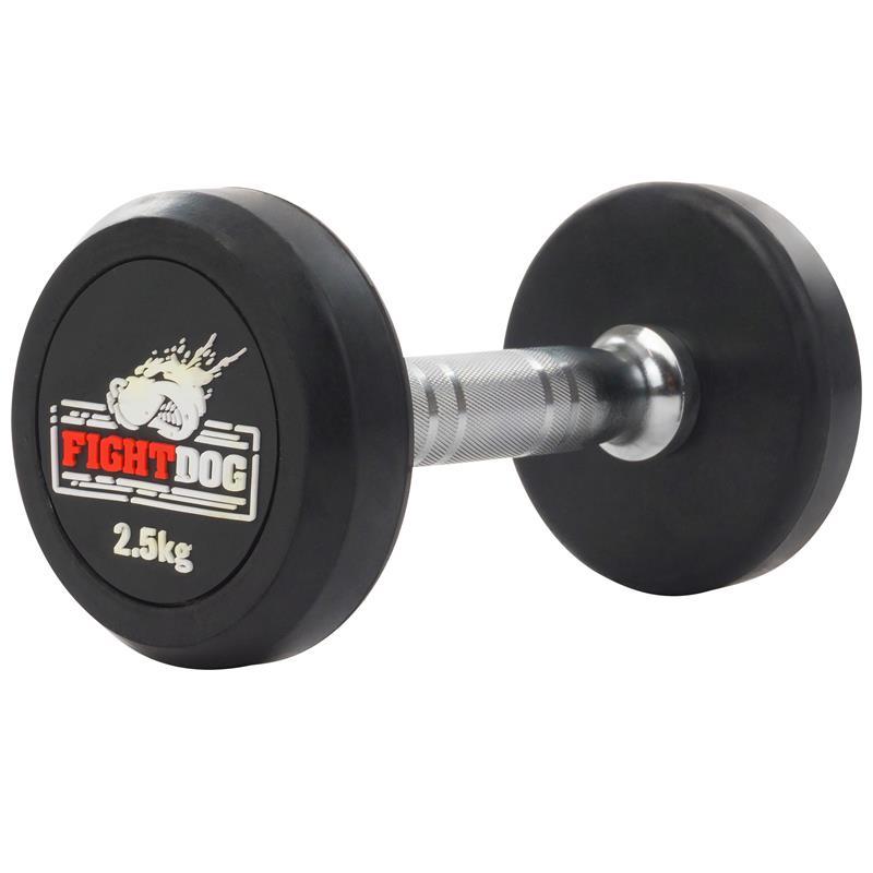 2,5 kg Kurzhantel mit festen Gewichten FIGHTDOG