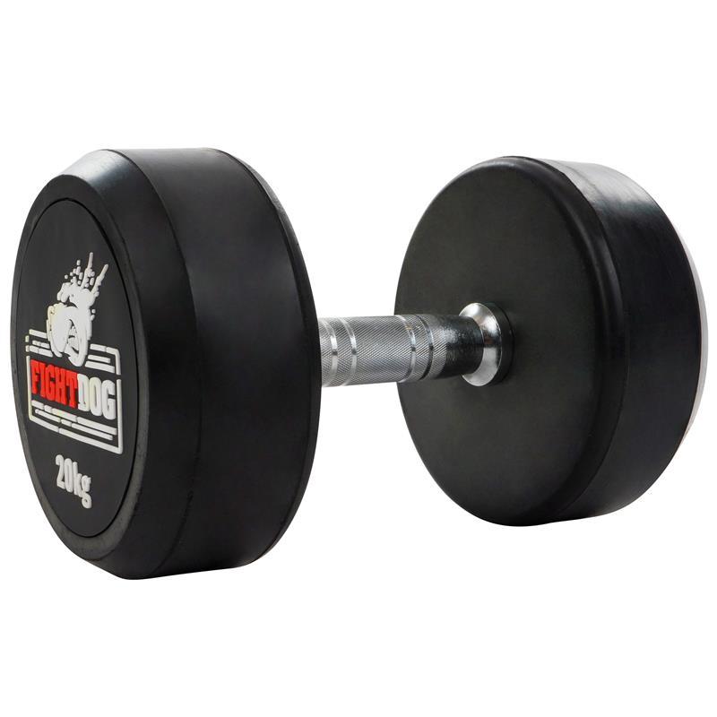 20 kg Kurzhantel mit festen Gewichten FIGHTDOG