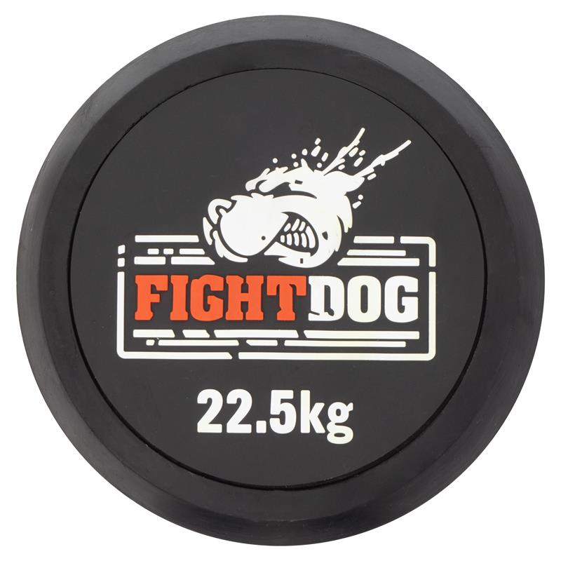 22,5 kg Kurzhantel mit festen Gewichten FIGHTDOG