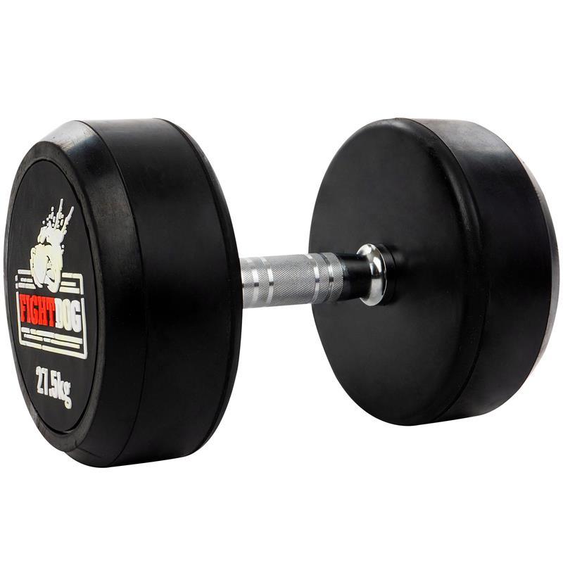 27,5 kg Kurzhantel mit festen Gewichten FIGHTDOG