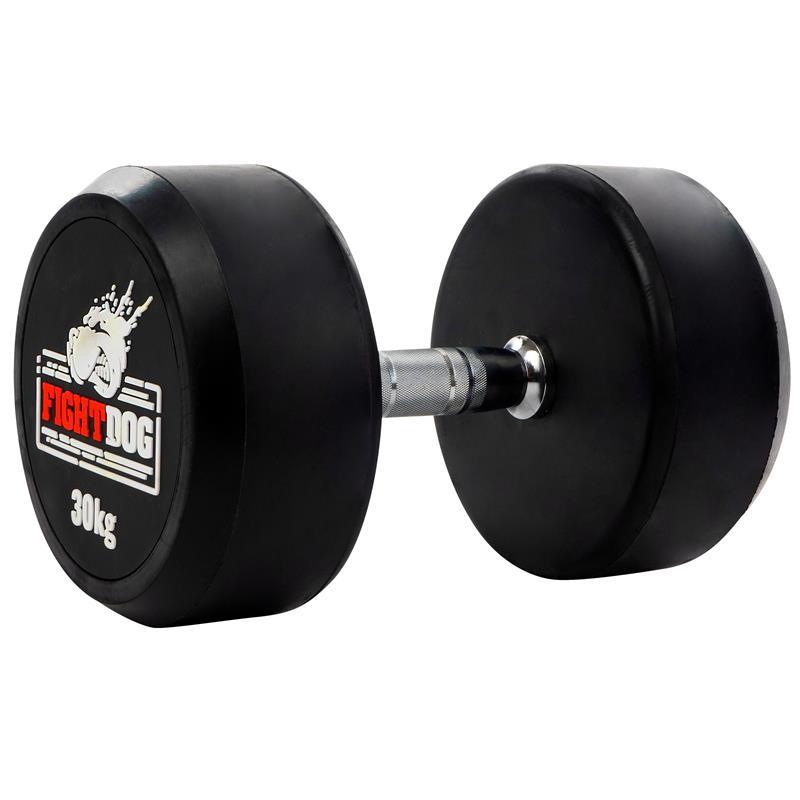 30 kg Kurzhantel mit festen Gewichten FIGHTDOG