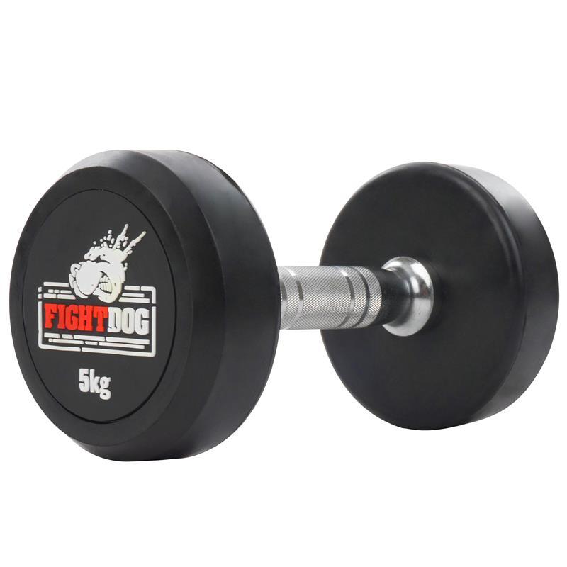 5 kg Kurzhantel mit festen Gewichten FIGHTDOG