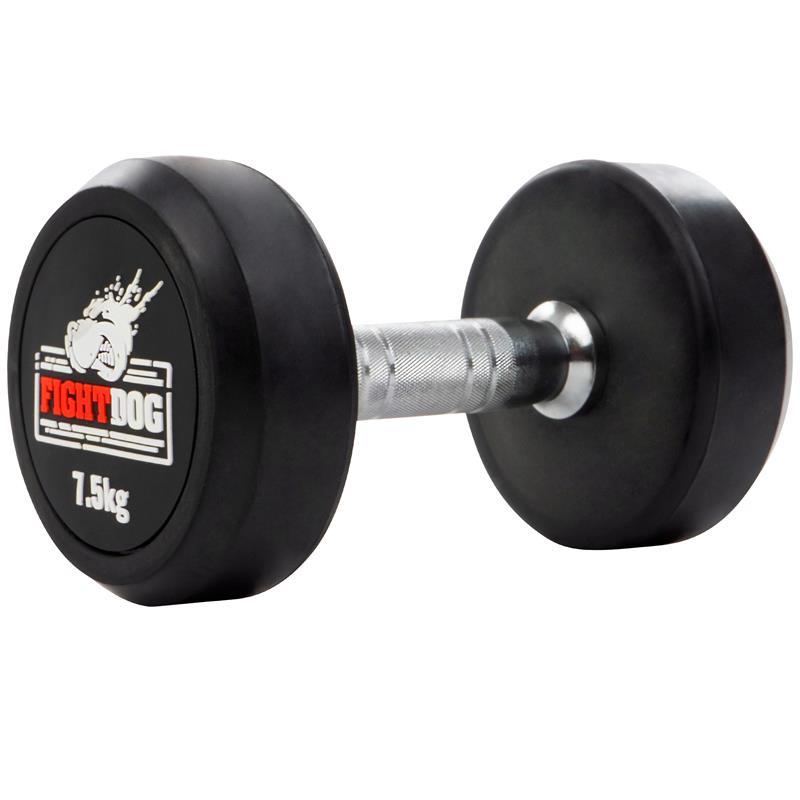 7,5 kg Kurzhantel mit festen Gewichten FIGHTDOG