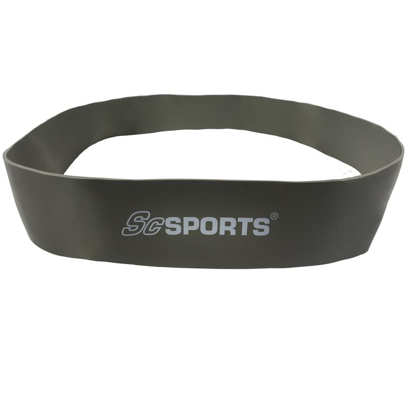 Fitnessband 208 x 10,1 cm grau