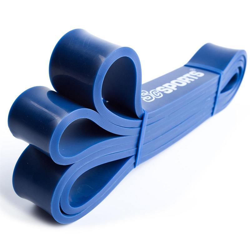 Fitnessband 208 x 3,2 cm blau