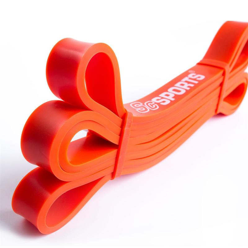 Fitnessband 208 x 2,1 cm orange