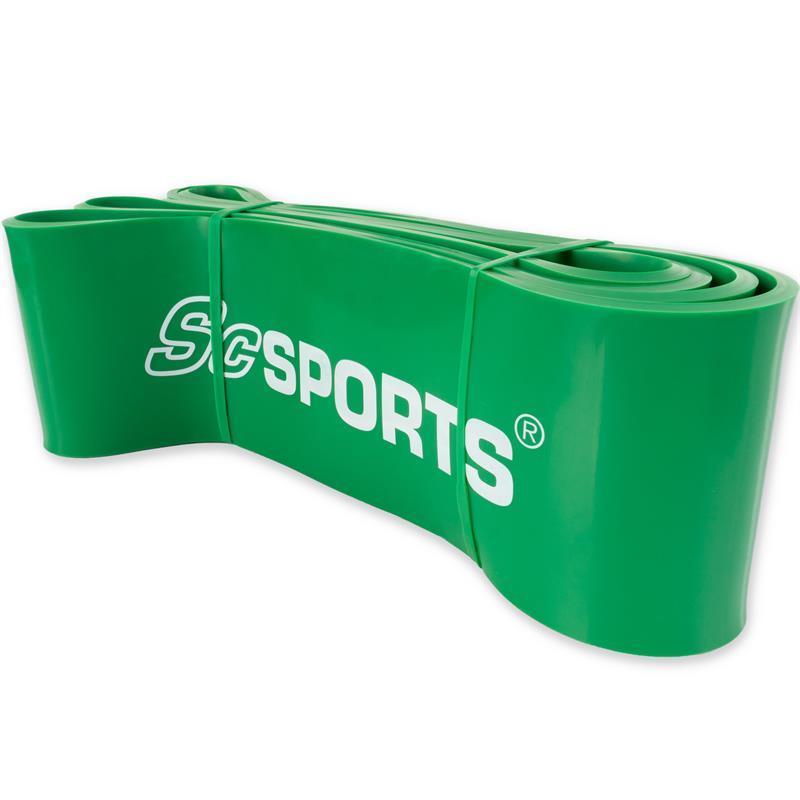 Fitnessband 208 x 8,3 cm grün