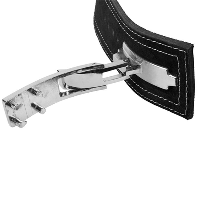 Powerliftergürtel mit Presschnalle S - XXL