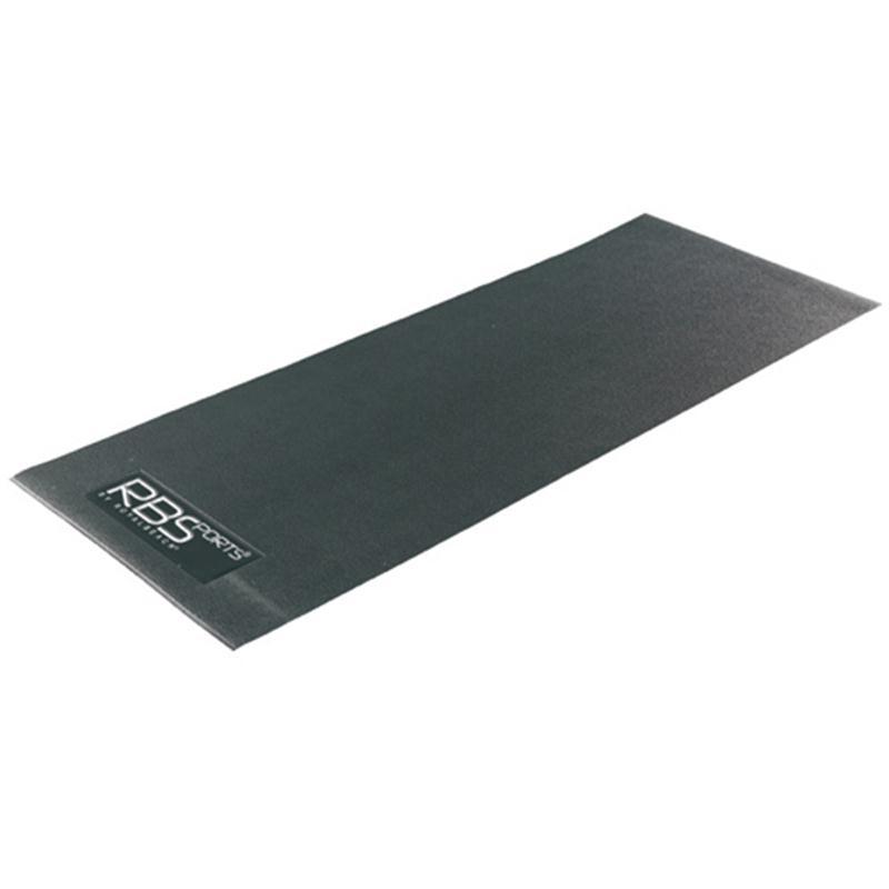 Bodenschutzmatte Unterlegmatte für Heimtrainer 150x65x0,4 cm