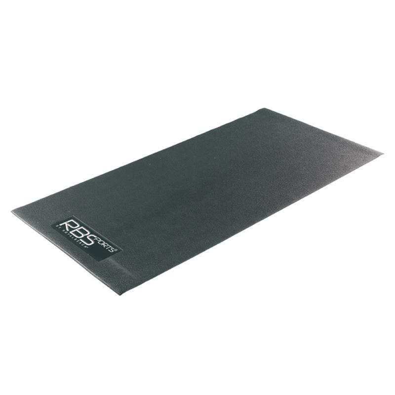 Bodenschutzmatte Unterlegmatte für Heimtrainer 200x100x0,4 cm