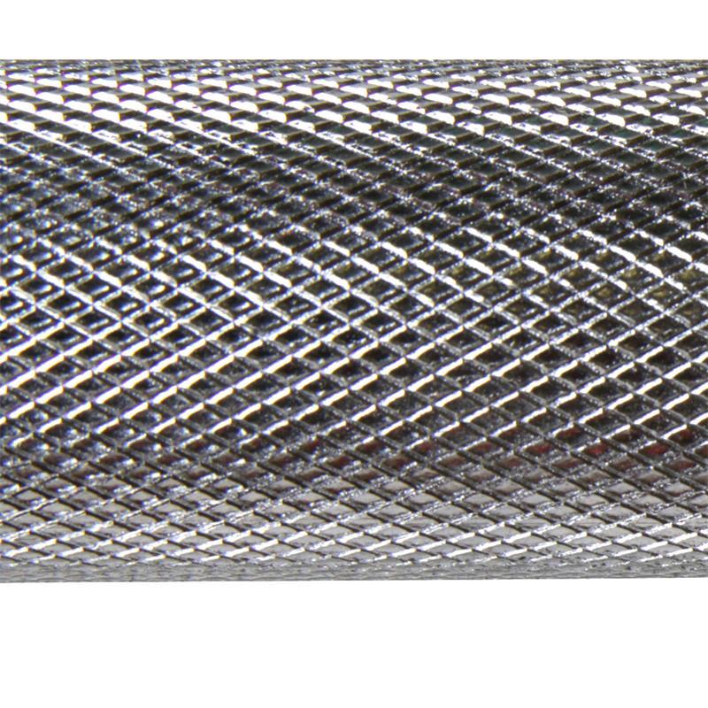 2 Kurzhantelstangen 30 mm ohne Gewinde 35,5 cm Länge