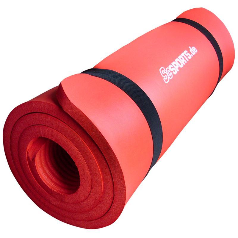 Fitnessmat Sportmat 190 x 60 x 1,5 cm