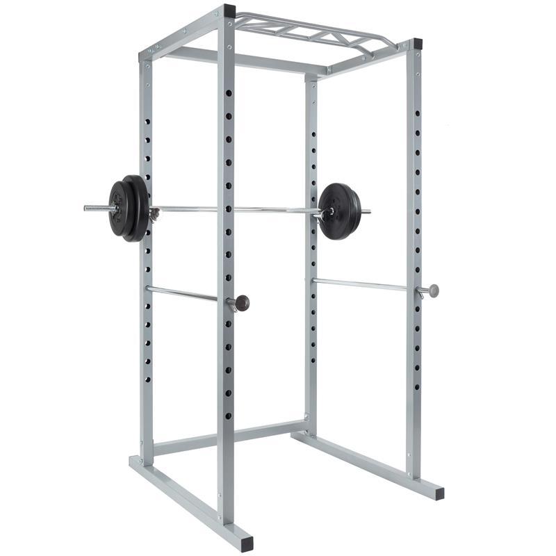 Power Rack Cage mit Klimmzugstange