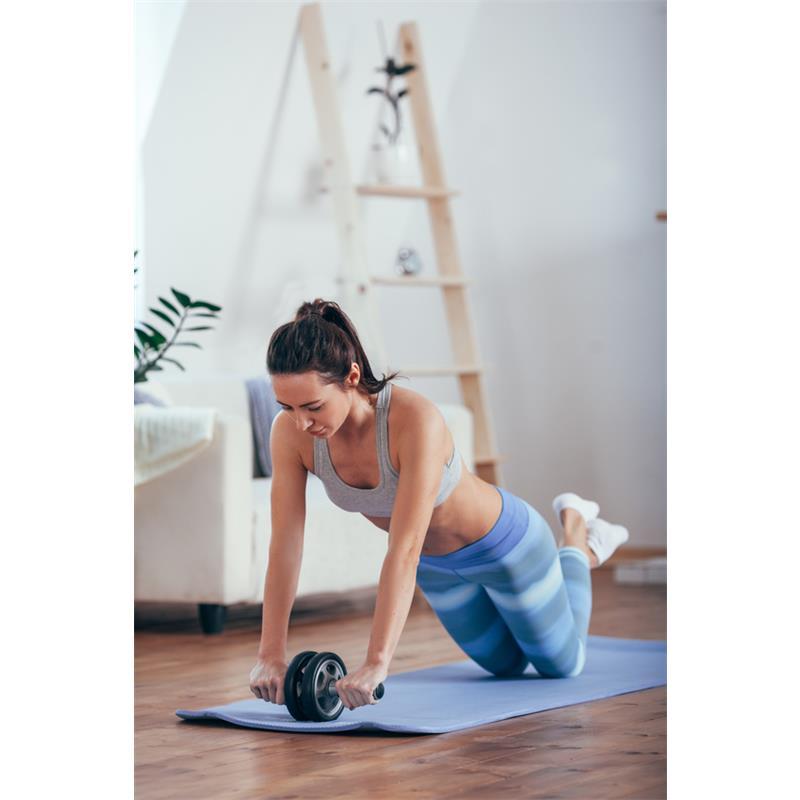 Bauchroller Bauchmuskeltrainer Bauchtrainer Ab-Wheel