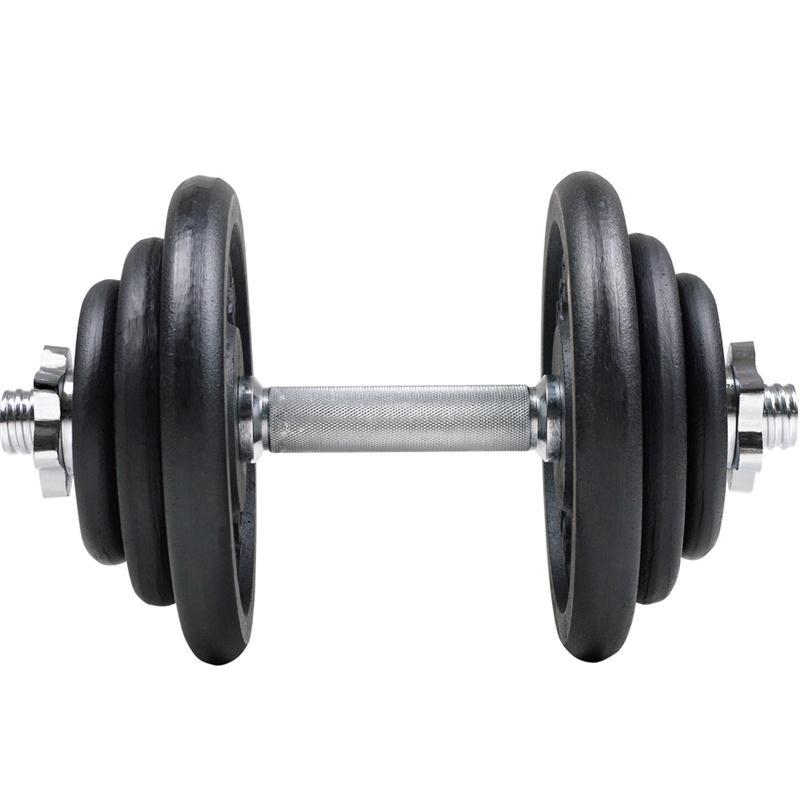 20 kg Kurzhantelset Gusseisen 2x1,25 2x2,5 2x5 kg